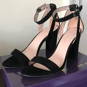 Madden Girl Binky Block Heel Sandals